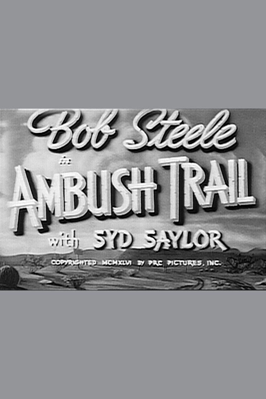 Ambush Trail Poster