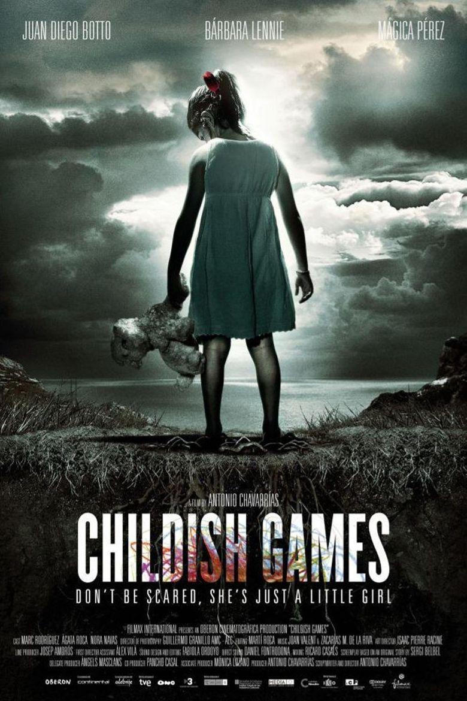 Childish Games Poster