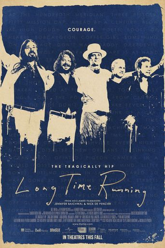 Long Time Running Poster