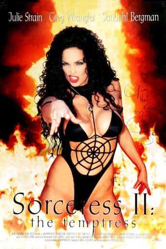 Sorceress II: The Temptress Poster