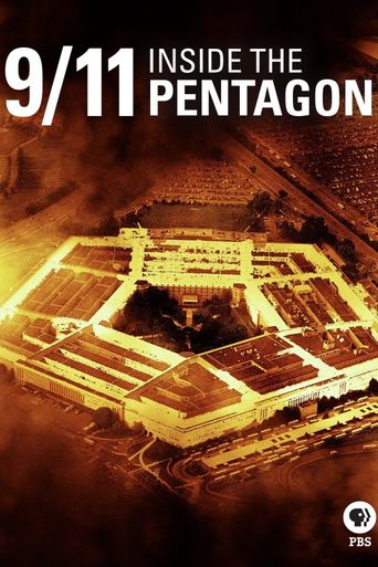 9/11 Inside the Pentagon Poster