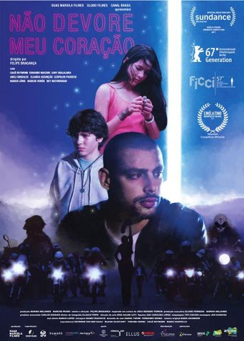 Don't Swallow My Heart, Alligator Girl Poster