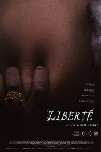 Liberté Poster
