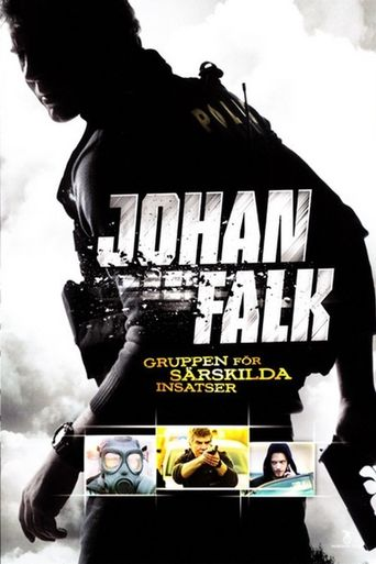 Johan Falk: GSI - Gruppen för särskilda insatser Poster