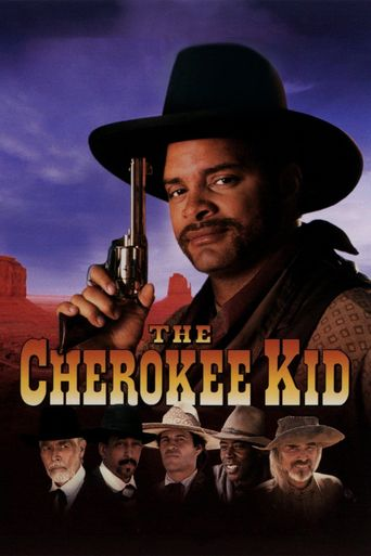 The Cherokee Kid Poster