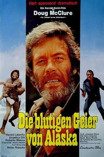 The Hellhounds of Alaska Poster