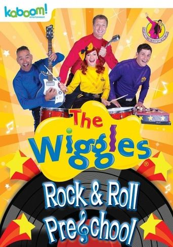 The Wiggles: Rock and Roll Preschool Poster