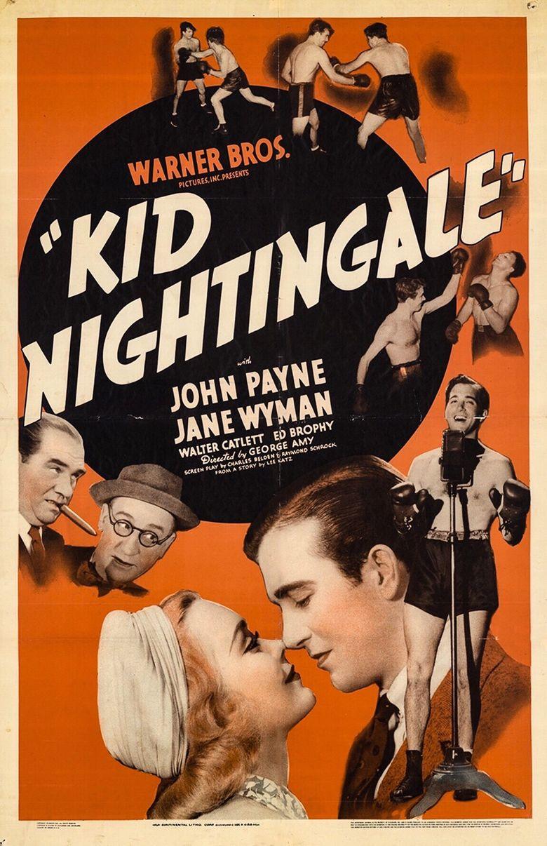 Kid Nightingale Poster