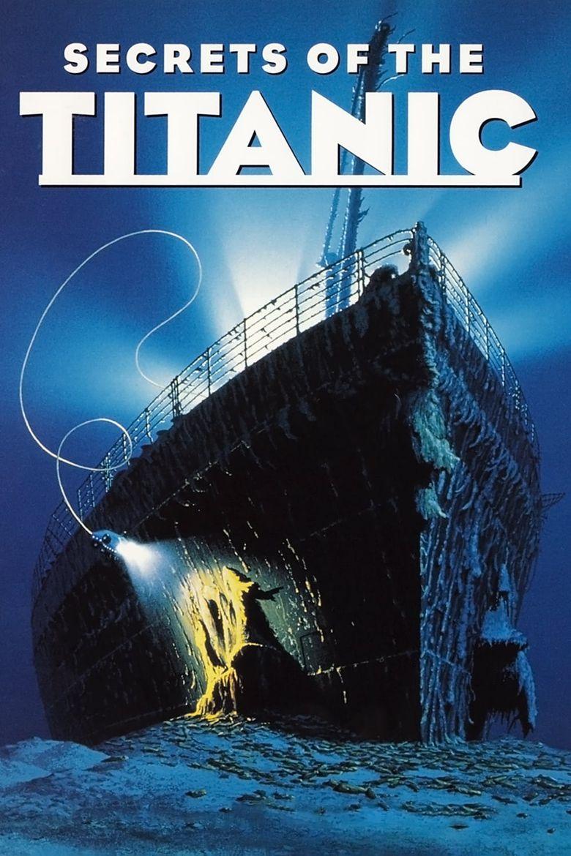 Secrets of the Titanic Poster