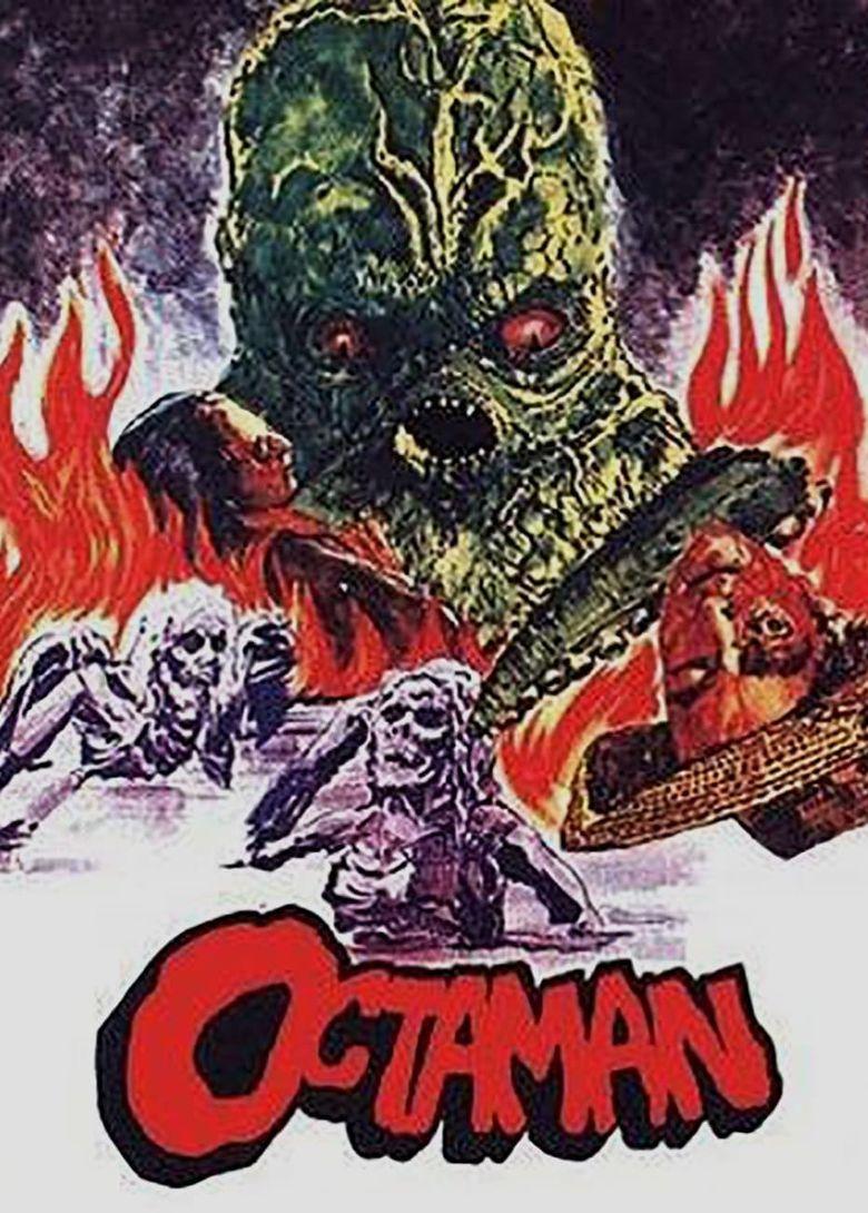 Octaman Poster