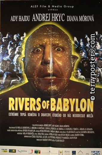 Rivers of Babylon Poster