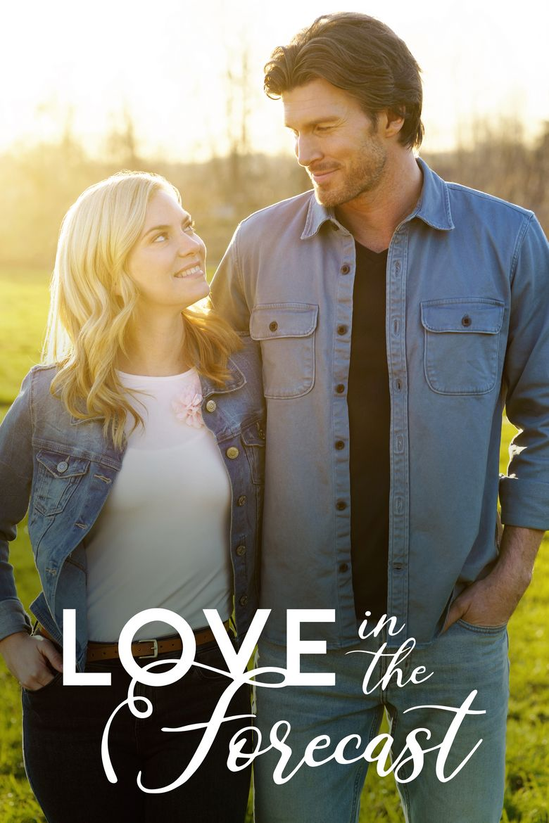 Love in the Forecast Poster