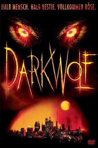 Dark Wolf Poster