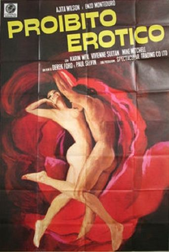 Forbidden Erotica Poster