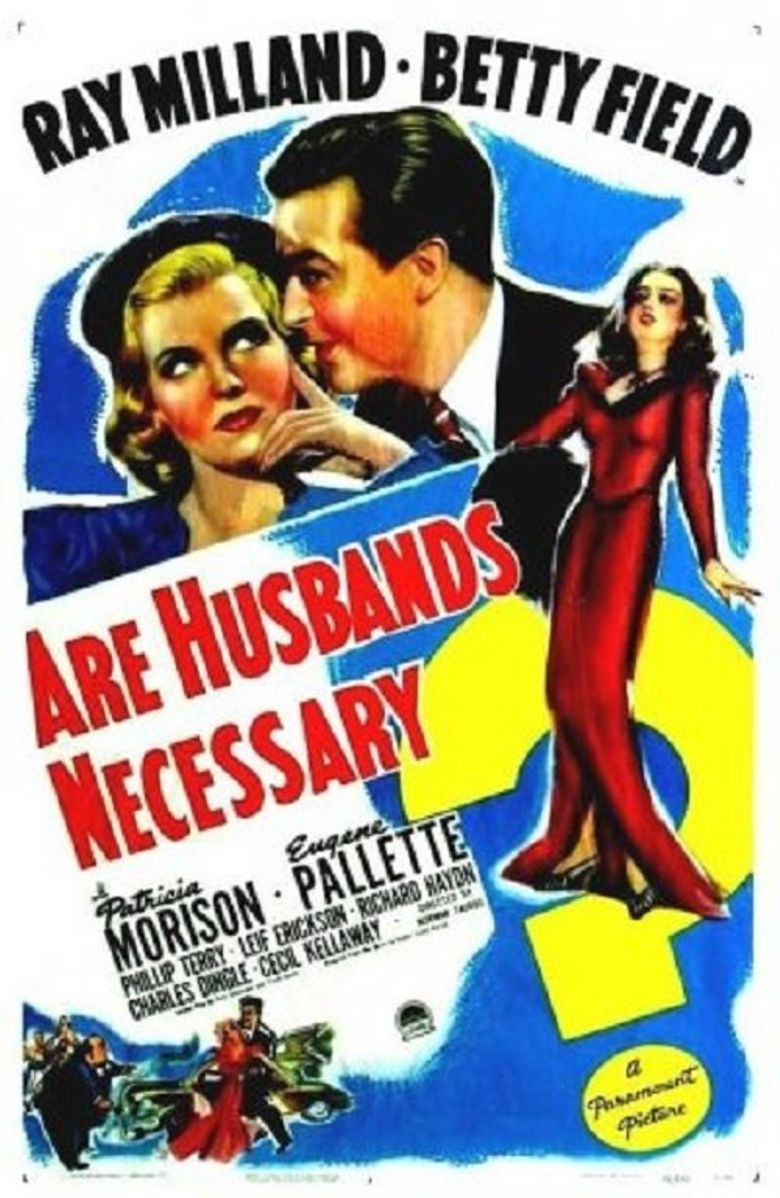 Are Husbands Necessary? Poster
