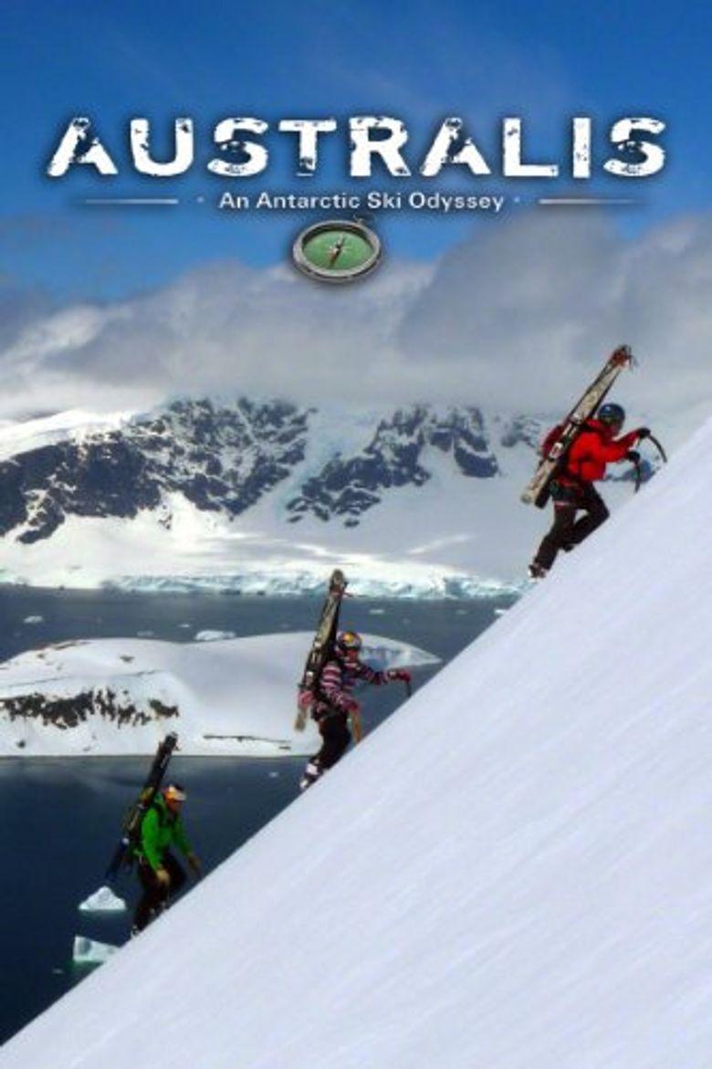Australis: an Antarctic Ski Odyssey Poster