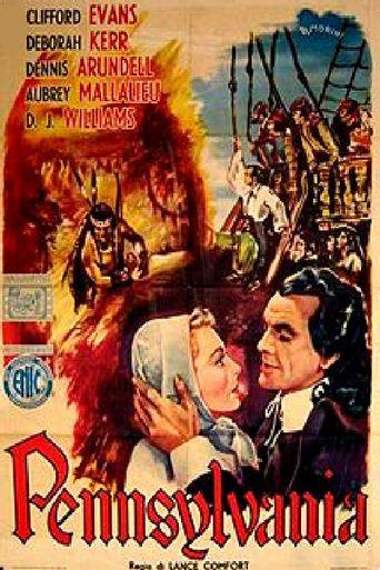 Penn of Pennsylvania Poster