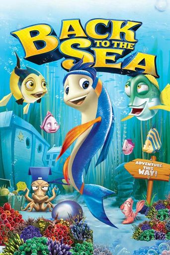 Back To The Sea Poster