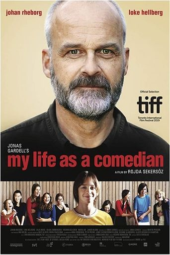 My Life as a Comedian Poster