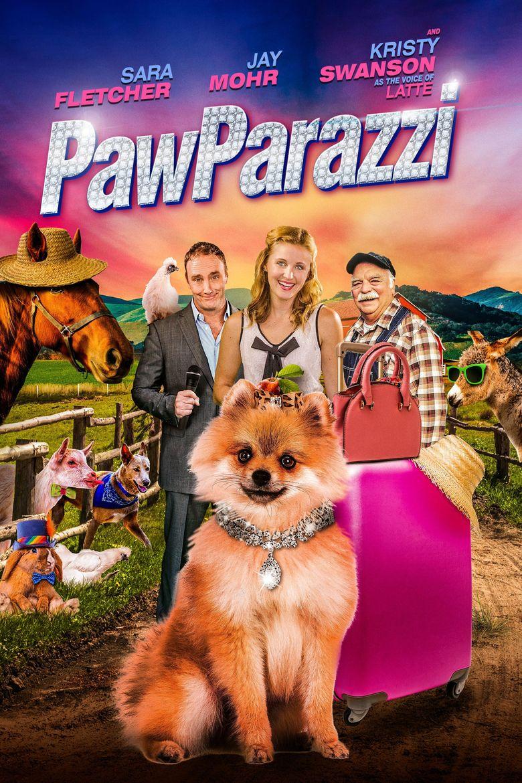 PawParazzi Poster