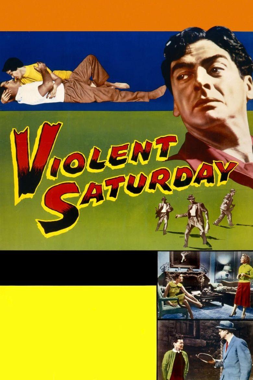 Violent Saturday Poster