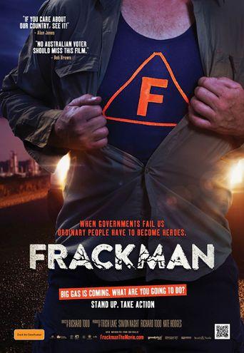Frackman Poster