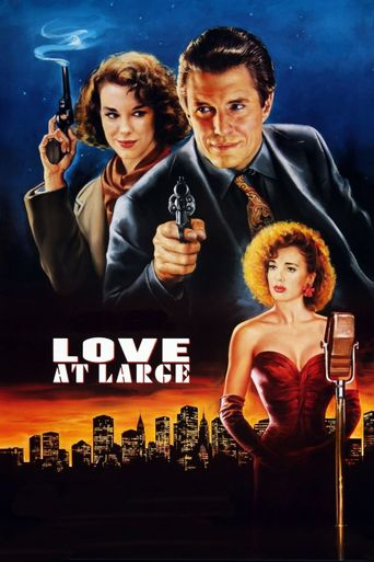 Love at Large Poster