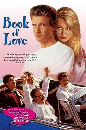 Book of Love Poster