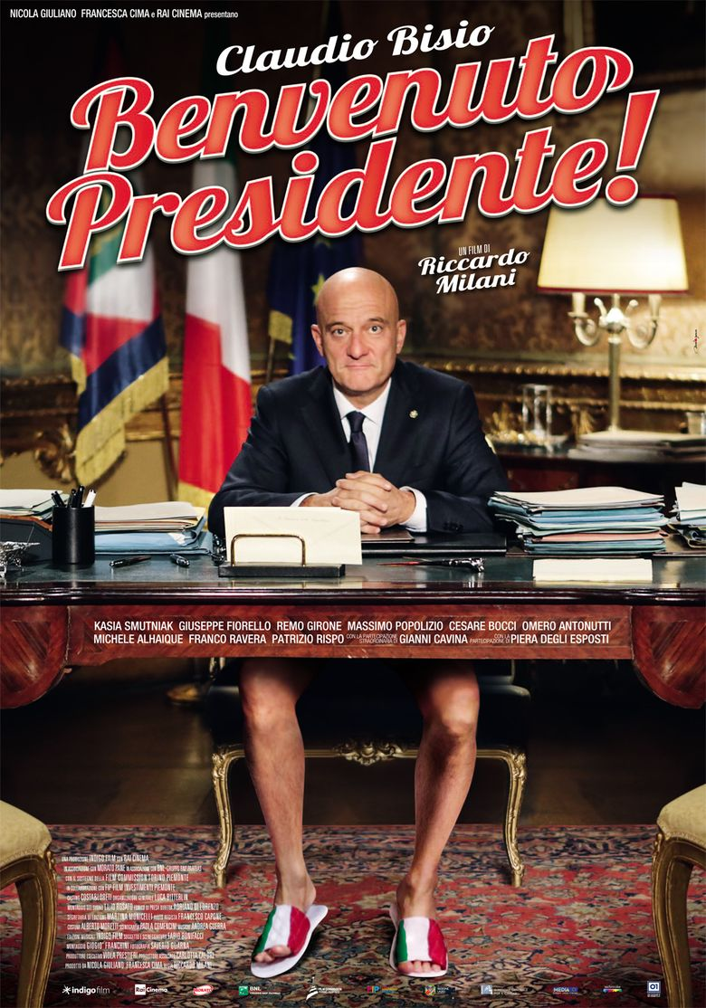 Welcome Mr. President! Poster