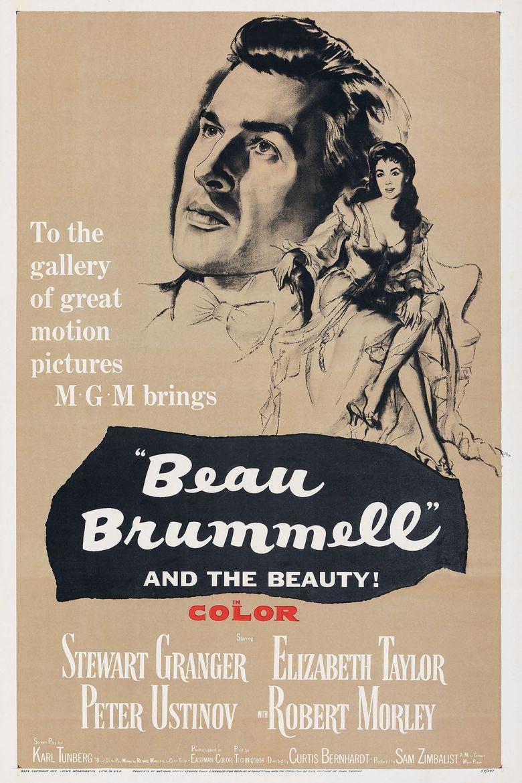 Beau Brummell Poster