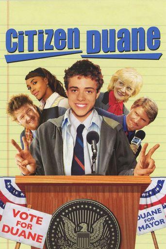 Citizen Duane Poster