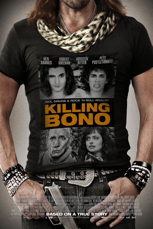 Killing Bono Poster