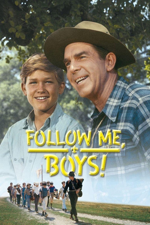 Follow Me, Boys! Poster