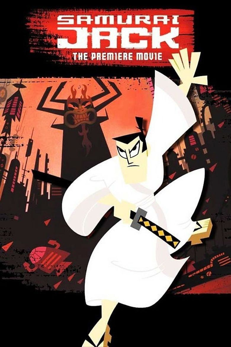 Samurai Jack: The Premiere Movie Poster