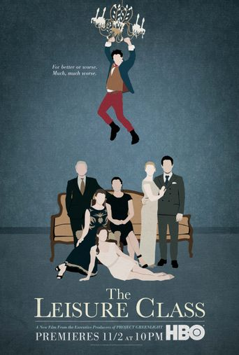 The Leisure Class Poster