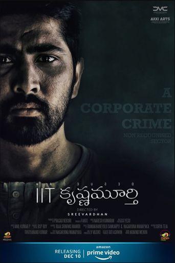 IIT Krishnamurthy Poster