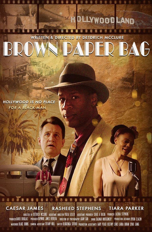 Brown Paper Bag Poster