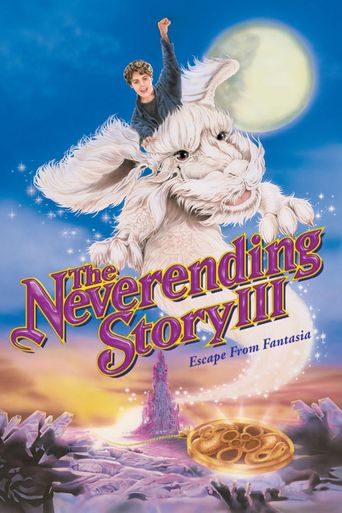 Watch The Neverending Story III: Escape from Fantasia