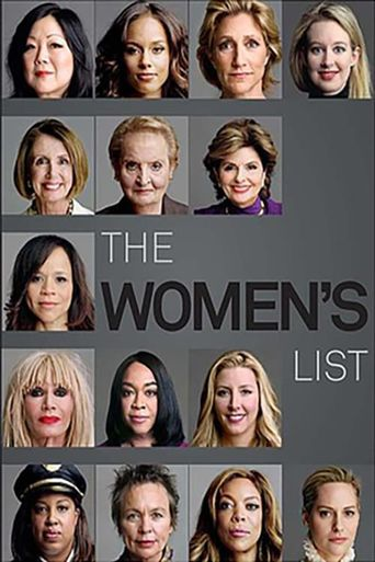 The Women's List Poster