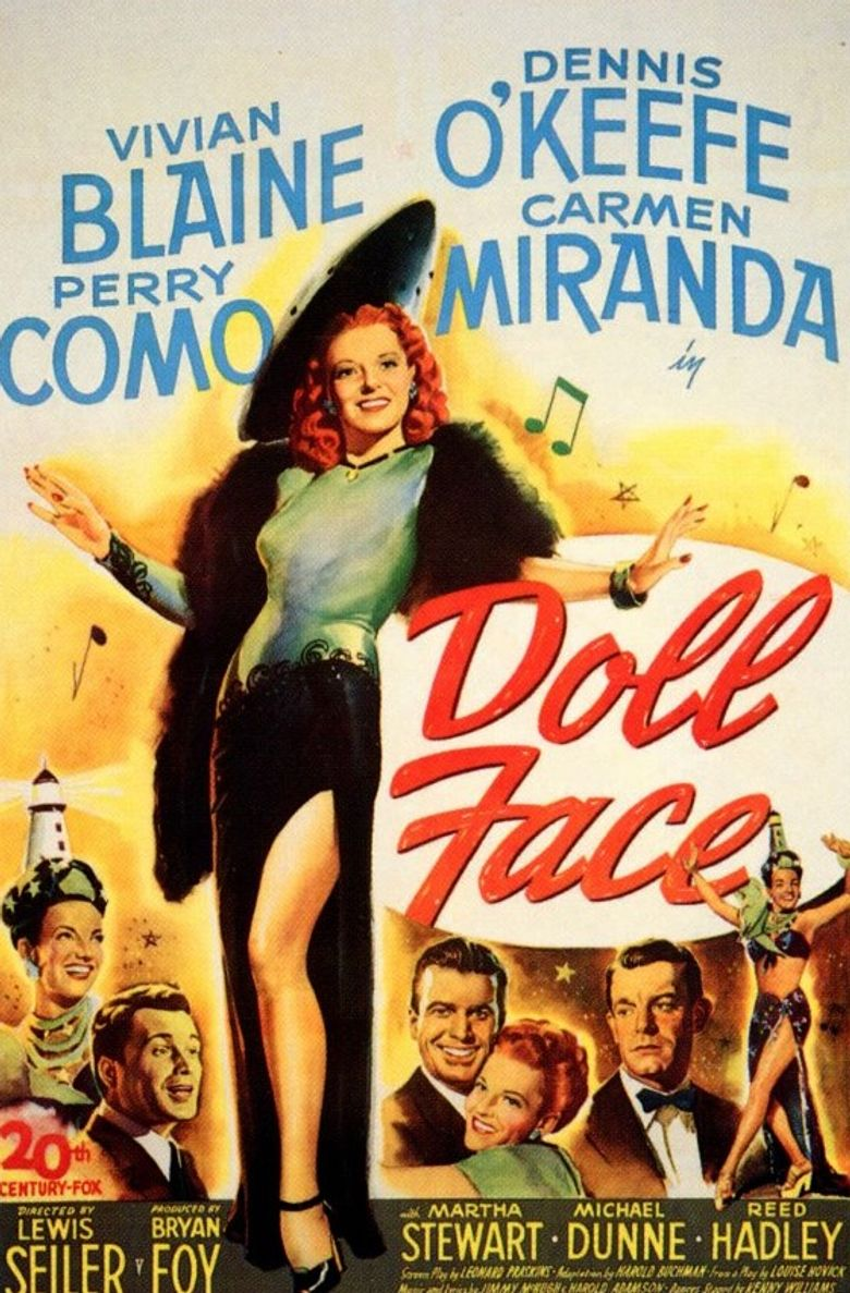 Doll Face Poster
