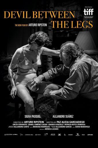 Devil Between The Legs Poster