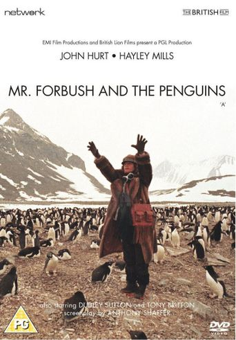 Mr. Forbush and the Penguins Poster
