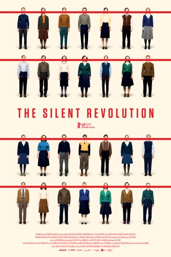 The Silent Revolution Poster
