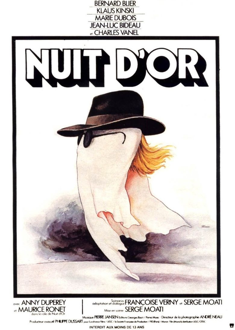 Golden Night Poster