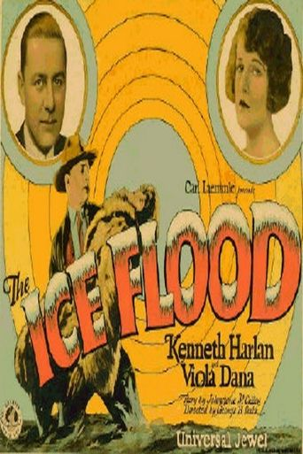 The Ice Flood Poster