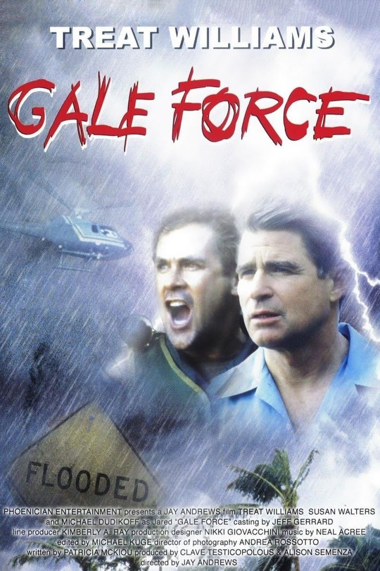 Gale Force Poster
