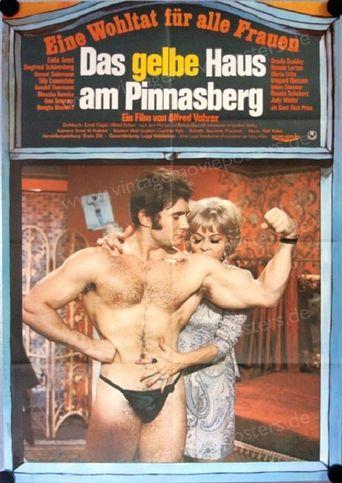Das gelbe Haus am Pinnasberg Poster