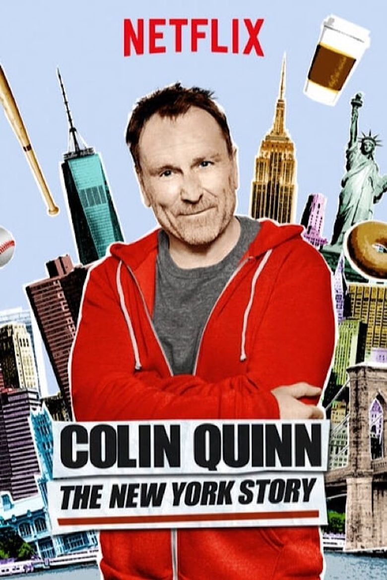 Colin Quinn: The New York Story Poster