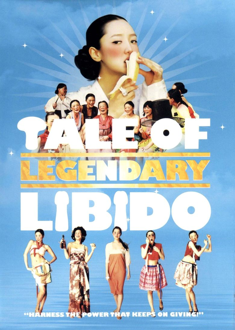 A Tale of Legendary Libido Poster