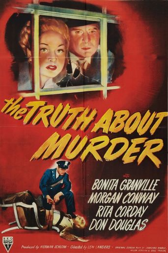 The Truth About Murder Poster